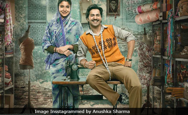 Sui Dhaaga: Anushka Sharma And Varun Dhawan Unveil New Poster, Reveal Trailer's Release Date