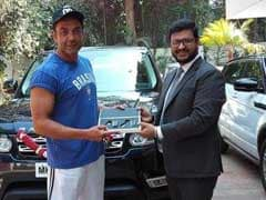 Actor Bobby Deol Adds The Range Rover Sport To His Garage Worth Rs. 1.2 Crore