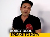 Video: Salman Khan Supported Me During My Low Phase: Bobby Deol