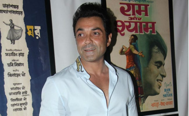 Race 3 Actor Bobby Deol Says He's 'Here Because People Love Him'