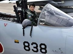 "Japan Gets First Woman Fighter Pilot, Inspired By ""Top Gun"" Film"