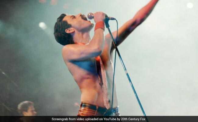 Watch Rami Malek Channel Freddie Mercury In 'Bohemian Rhapsody' Trailer
