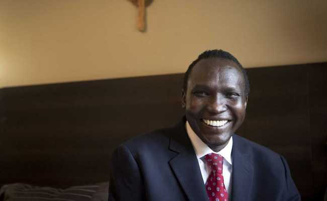 He Runs For President Of South Sudan By Day. At Night, He Unloads Trucks