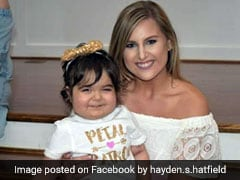"""Humbled"": 3-Year-Old Attends Bone Marrow Donor's Wedding As Flower Girl"
