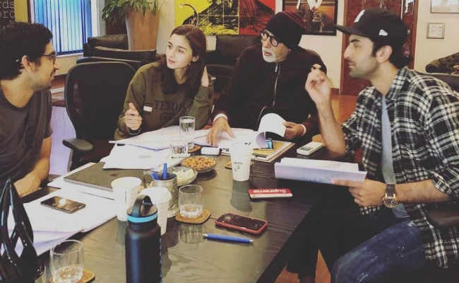 Brahmastra: How Amitabh Bachchan, Alia Bhatt, Ranbir Kapoor Are Prepping For Next Schedule