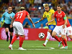 World Cup 2018, Brazil vs Switzerland Highlights: Lacklustre Brazil Held To A 1-1 Draw Against Switzerland