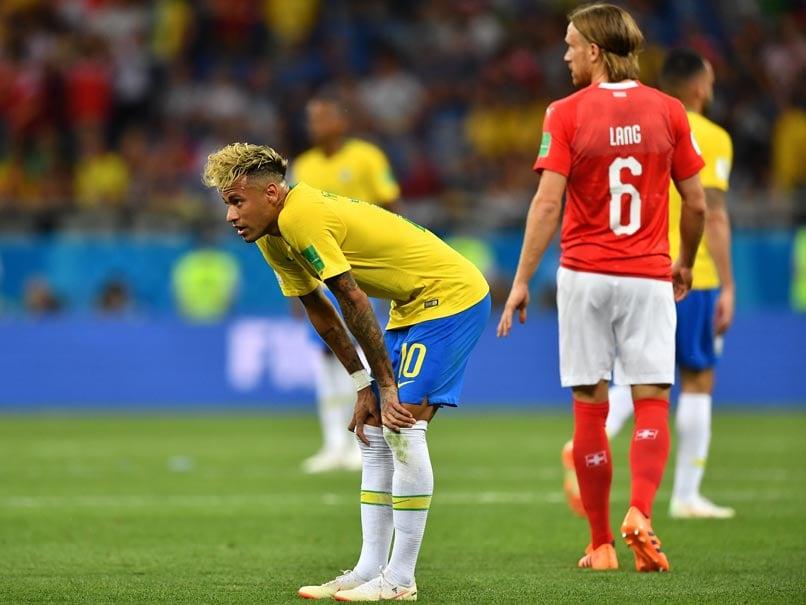 Brazil Switzerland World Cup
