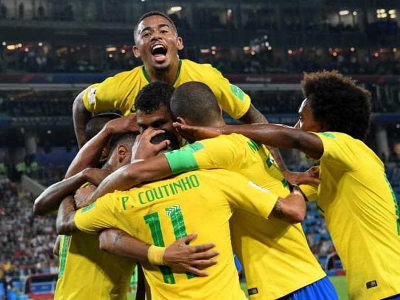 Neymar's goal against Mexico propels Brazil to another stunning World Cup record