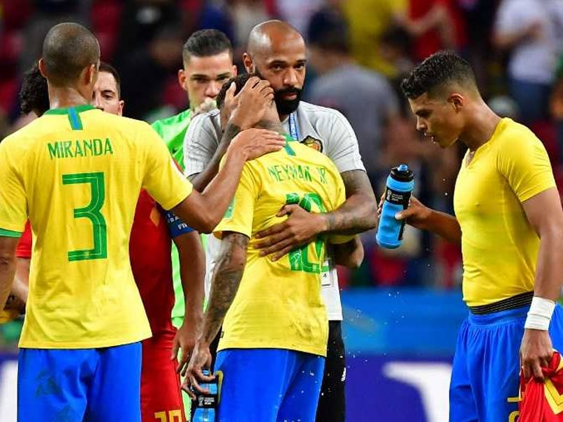 World Cup 2018: Brazil