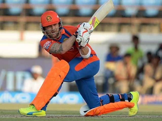 Brendon McCullum Clears The Air About A Positive Drug Test During IPL 2016