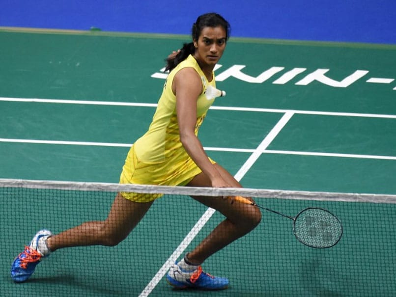 Asian Games 2018: PV Sindhu Looks To Break Her Final Jinx In Indonesia