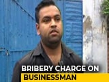 Video : Businessman Accuses Top UP Official Of Corruption, Gets Detained By Cops