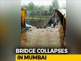 Video : Bridge Collapses At Mumbai's Andheri Station, 6 Injured