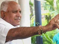 """<i>Kannadigas</i> Will Get Lion's Share Of Jobs In Karnataka,"": BS Yediyurappa"