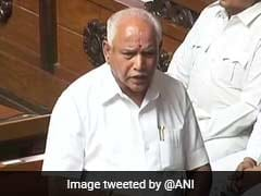 "BS Yeddyurappa Resigns Before Trust Vote, Says Would Have Made Karnataka ""Paradise"""
