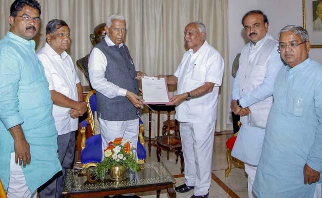 The Karnataka Twist: Why BJP Leadership Asked Yeddyurappa To Quit