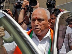 BS Yeddyurappa Says