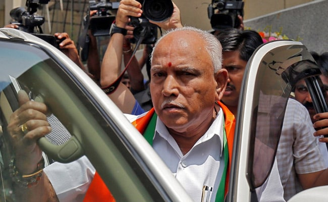 Why 15 Days, Ask Many, As BJP's Yeddyurappa Preps For Show Of Strength