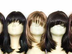 Wigs Worth Rs 25 Lakh Stolen In Delhi, 2 Arrested With 118 Kg Of Hair