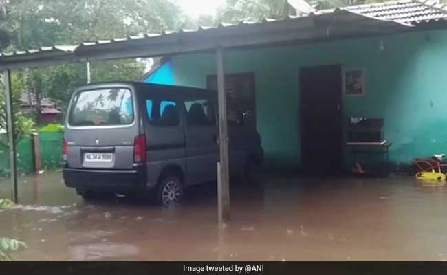 Heavy Rain In Kerala Hits Train Services, Showers Likely To Continue