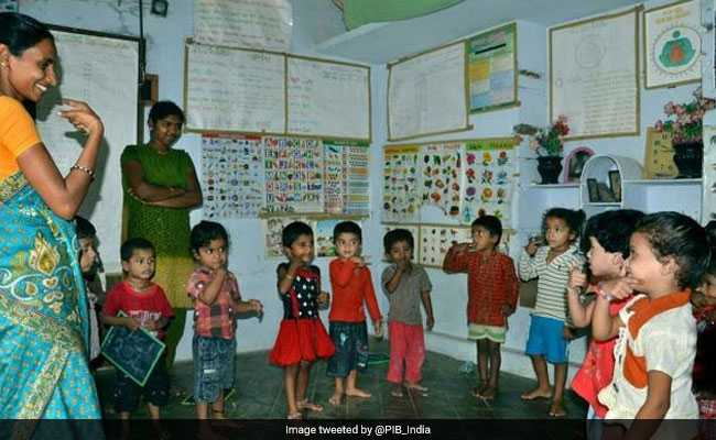 Nearly 20 Lakh Ghost Anganwadi Beneficiaries Found In Assam
