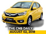 Video : 2019 Honda Brio, Ciaz Facelift Bookings, Mahindra Marazzo Exports