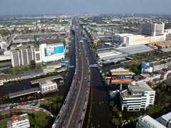 Bangkok Struggles To Stay Afloat Amid Global Warming, Rising Sea Levels