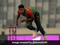 Mustafizur Rahman Returns To Bangladesh T20 Side For West Indies Clashes