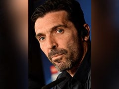 Gianluigi Buffon Arrives In France For Paris Saint-Germain Medical