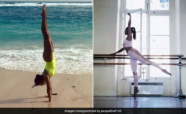 7 Times Jacqueline Fernandez Proved She's An Absolute Fitness Inspiration