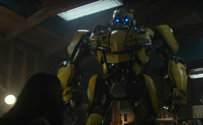 Bumblebee Turns Into A Volkswagen Beetle In New Transformers Spinoff