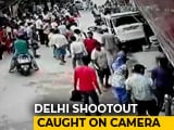Video: 3 Dead, 5 Injured After Rival Gangs Open Fire In North Delhi's Burari