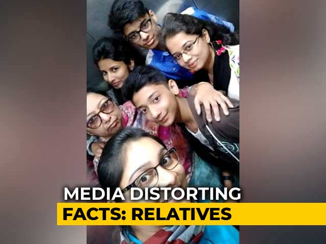 Video : We Were Not Family Of Maniacs: Relatives Of 11 Dead In Delhi Home