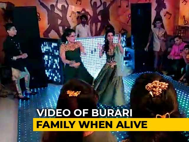 Video : Days Before Delhi Family Deaths, 4 Bhatia Children Danced At Engagement
