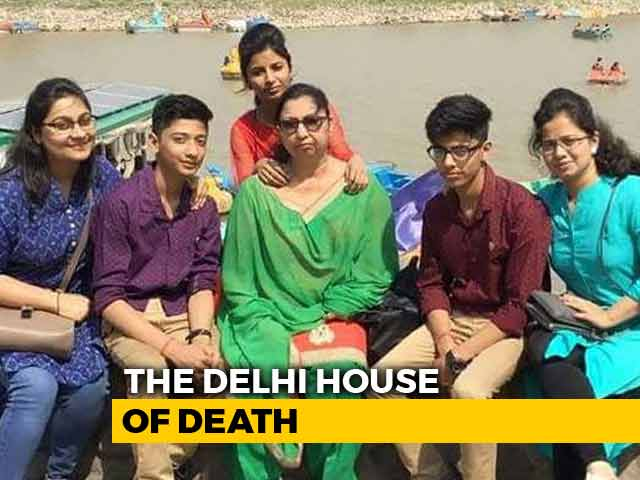 Video : Delhi Family Found Hanging Thought They Wouldn't Die, Say Cops
