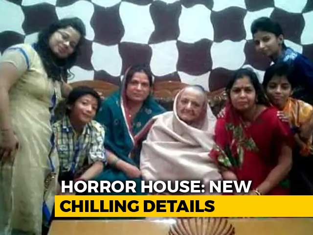 Video : In Delhi Family Deaths, Diary Notes Reveal One Man's Delusions
