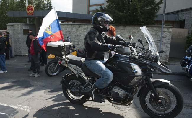 "Pro-Putin Bikers Form ""European Branch"" In Slovakia; EU Members Concerned"