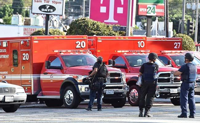 Gunman Arrested After Locking Himself Up At US Supermarket: Updates