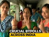 Video : Crucial Bypolls In 10 States Today, BJP vs Opposition In UP