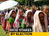 Video : Prestige Battle In Meghalaya Bypoll As Congress Seeks To Retain Bastion