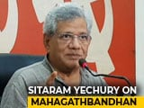 Video : 2019 Anti-BJP Front Already Has A Name, Says Left's Sitaram Yechury
