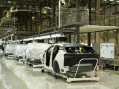 Byton Starts Manufacturing Its All-electric SUV