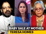 Video : Crackdown On 'Baby Sale': Jharkhand Chief Minister Orders Probe
