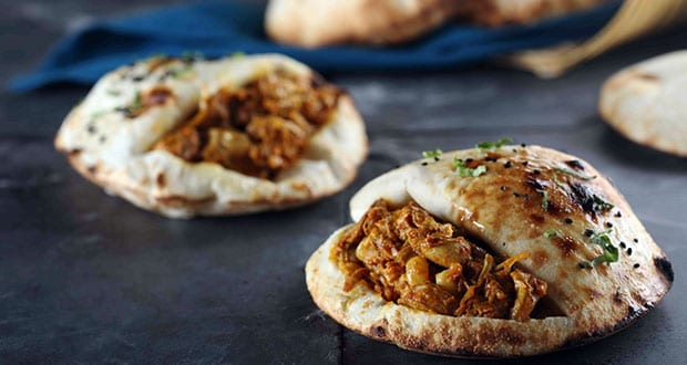 Sloppy Joe Jackfruit Slider