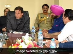 Imran Khan Thanks Navjot Sidhu, Calls Him