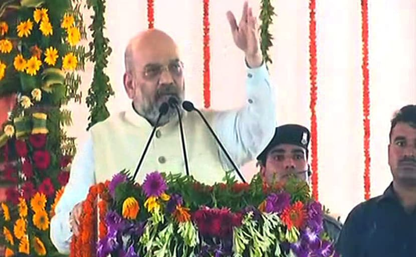 BJP Insists On Deployment Of Drone At Amit Shah's Kolkata Rally