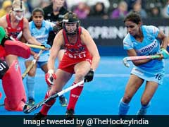 Women's Hockey World Cup: India Progress To Knockout Stage After 1-1 Draw Against USA