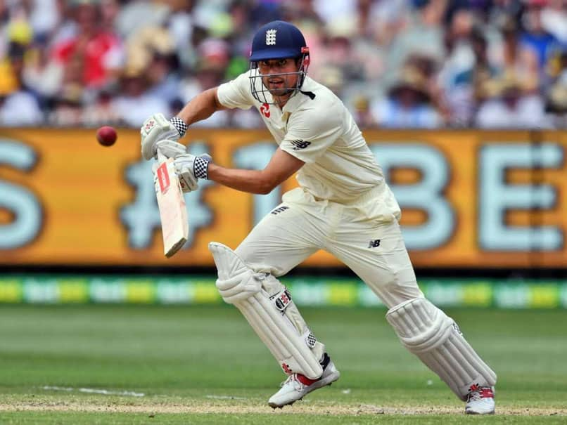 Tributes Pour In As Alastair Cook Announces Retirement