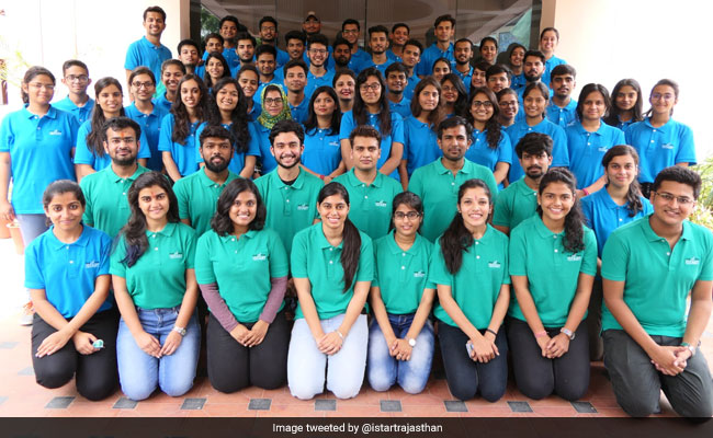 Rajasthan Government Sends 91 Students To Silicon Valley