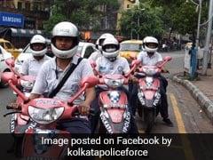Kolkata Police Launches All-Women Patrolling Team